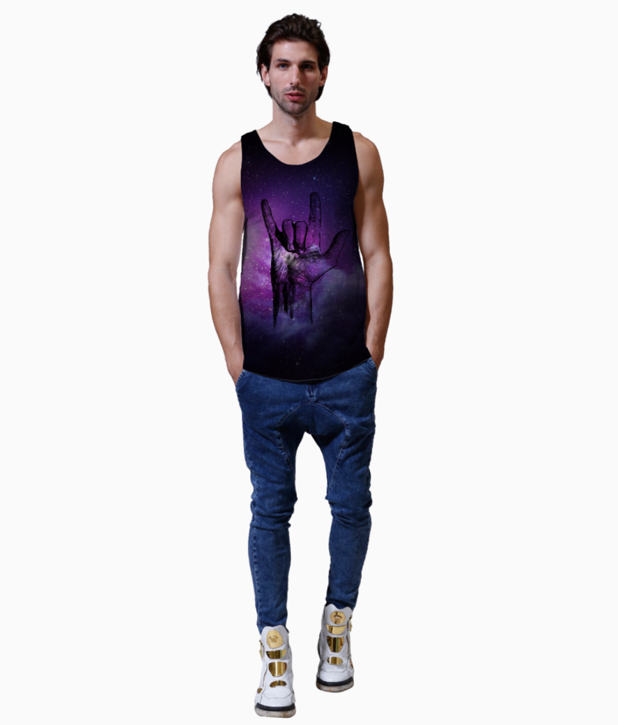 Galaxy vest front