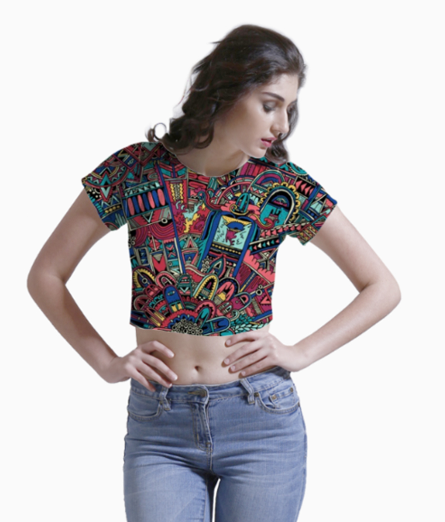 Grunge indie tumblr themes 113778 crop top front