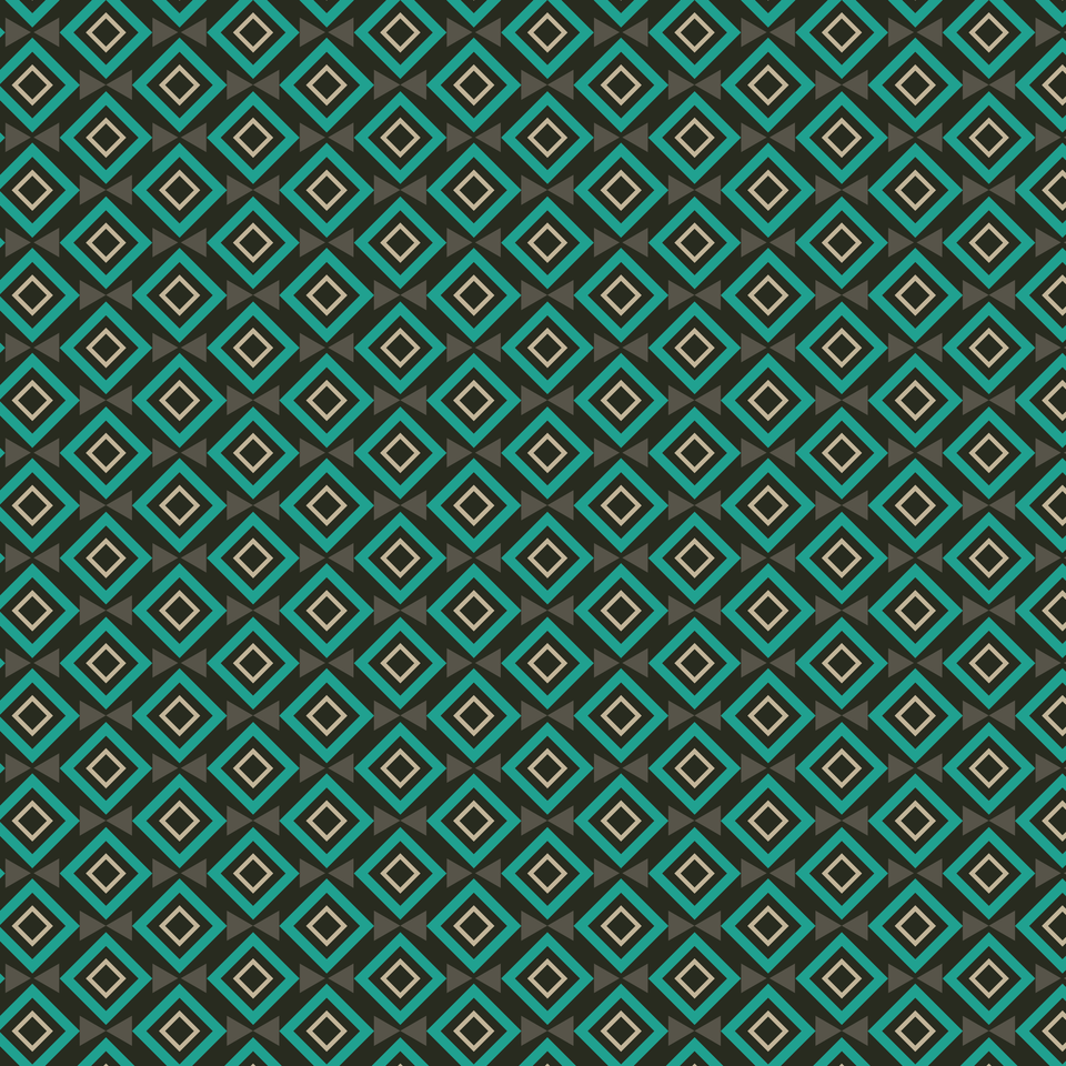 Rectangle and triangle pattern