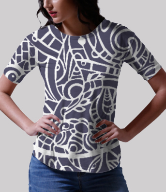 Strips  tee front %281%29