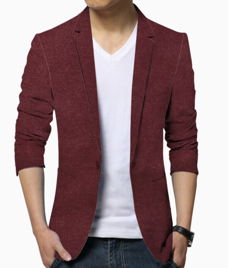 Large 0366978 men's blazer front