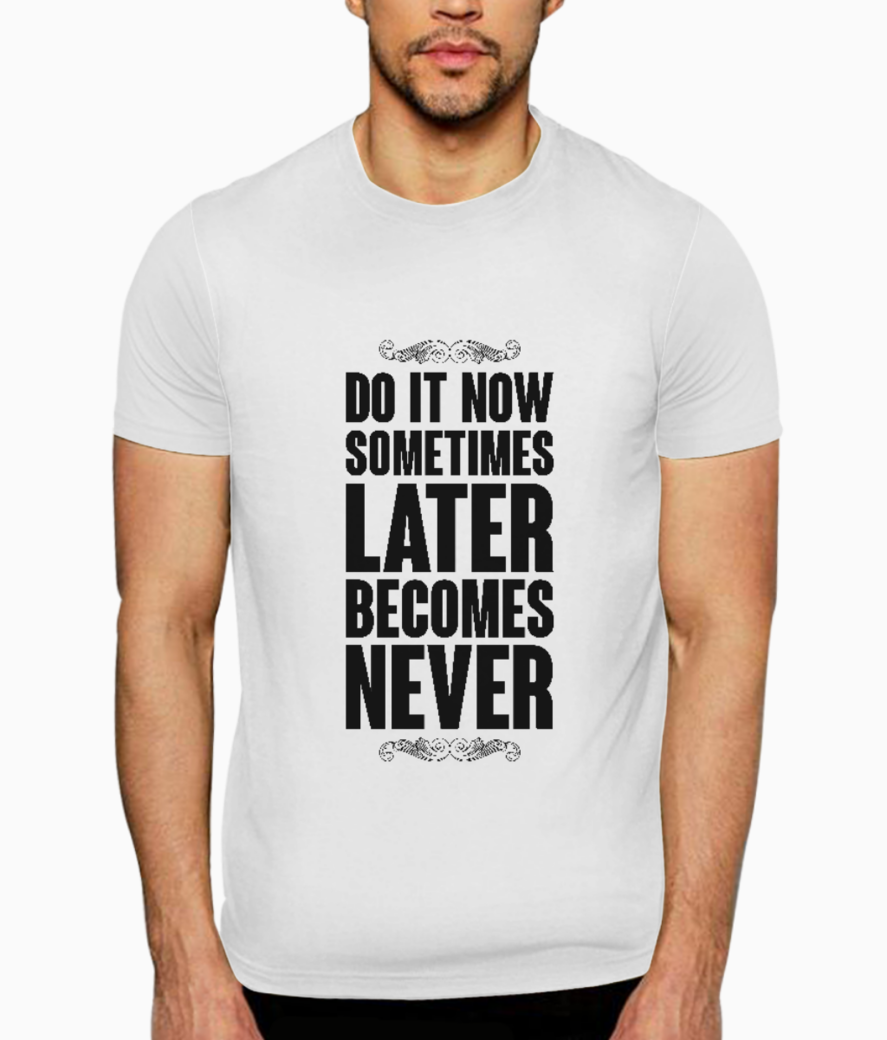 Somtimes later t shirt front