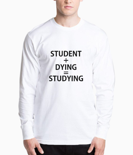 Student dying henley front