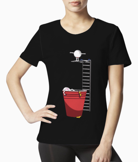 Pong 2 tee front