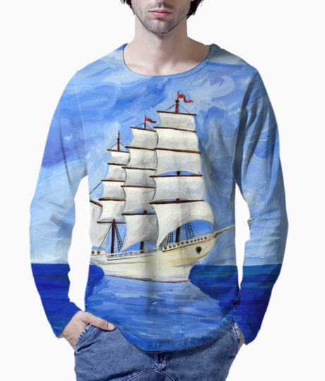 Ship painting henley front