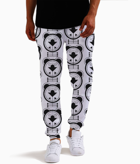 Puppy dog joggers front