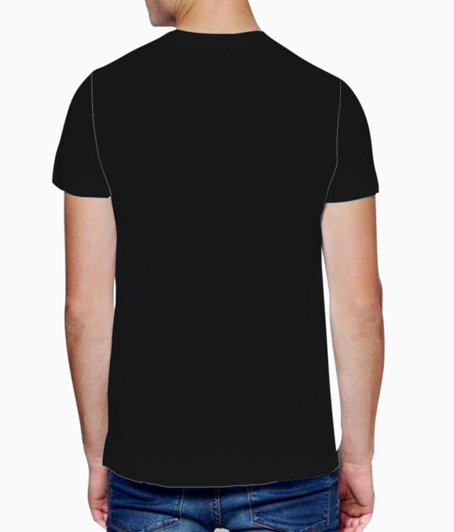 Travel t shirt back