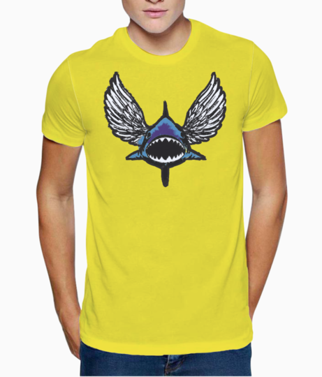 Shark png1 t shirt front