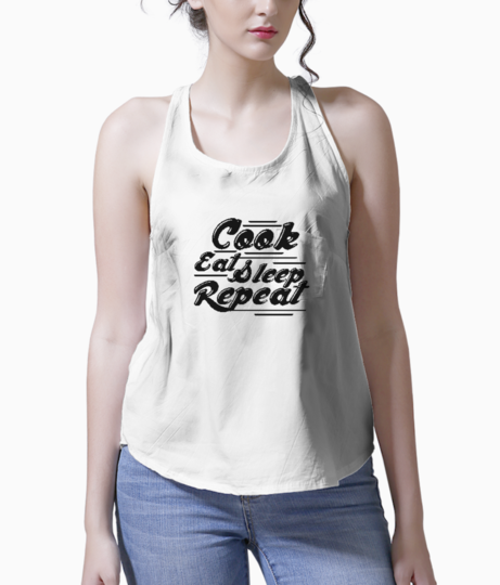 Cook eat tank front