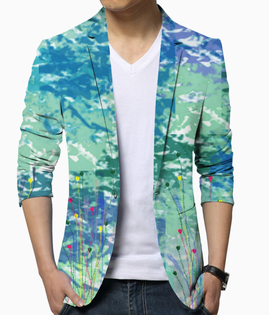 Untitled 1 blazer front