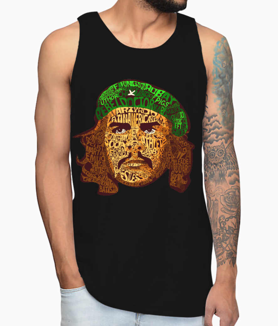 Che actual png main vest front