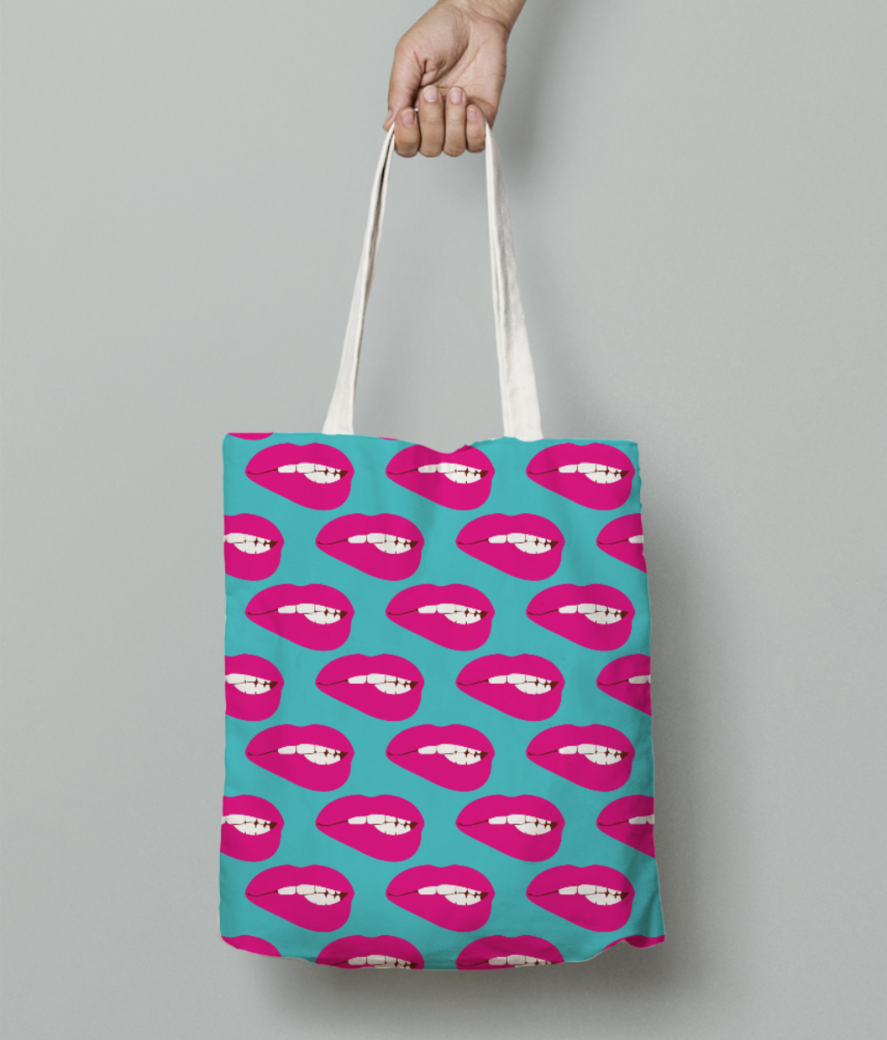 144 tote bag front