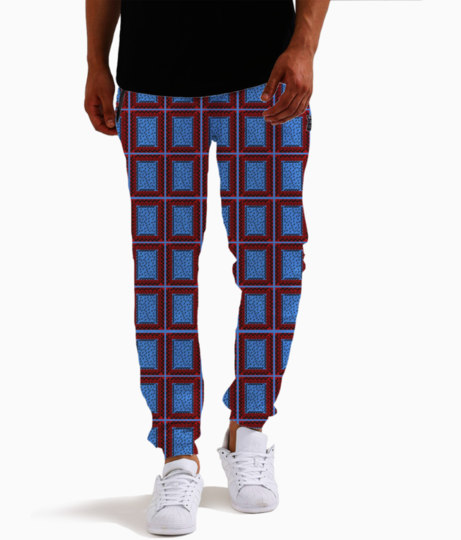 Untitled 1 joggers front