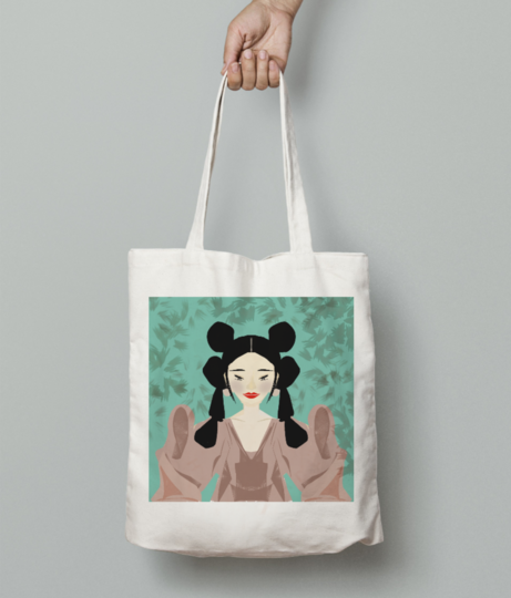 Preview full %286%29 tote bag front