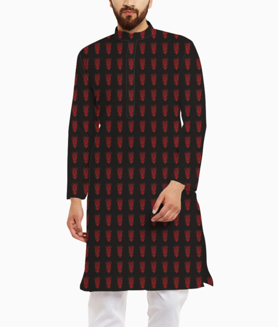 Untitled 4s kurta front