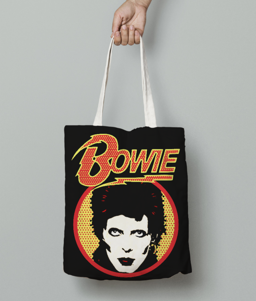 Bowe tote bag front