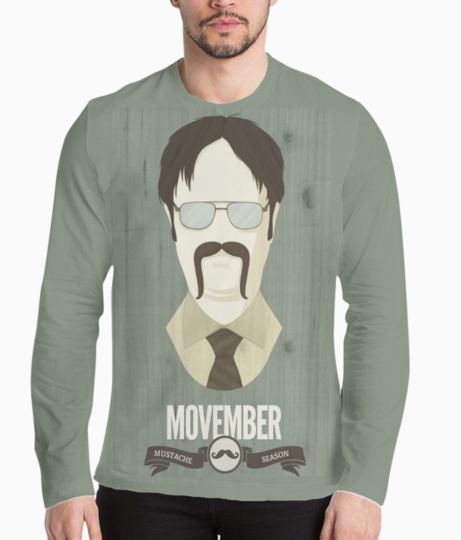 Movember henley front