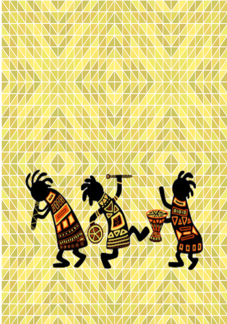Kokopelli dance