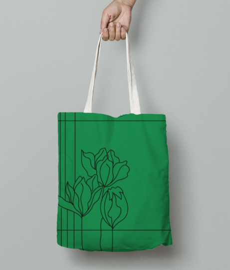 Hgy tote bag front
