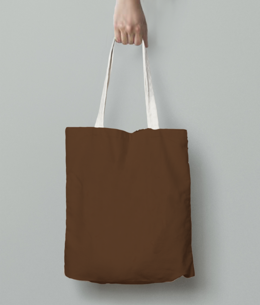 21 tote bag back