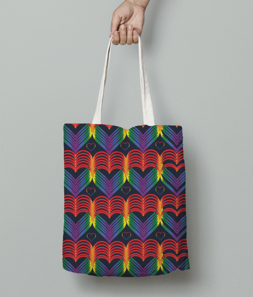 Untitled 23 02 tote bag front