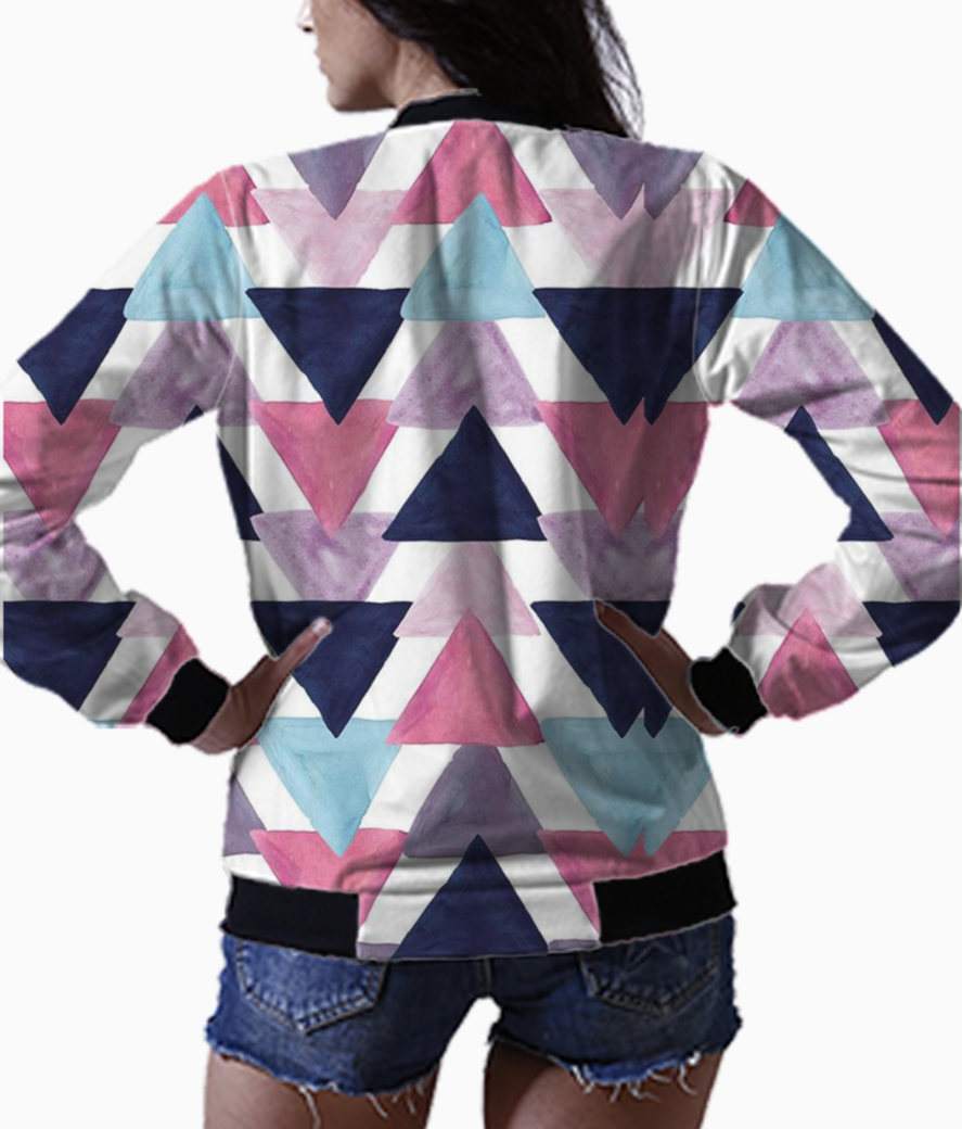 Triangle bomber back