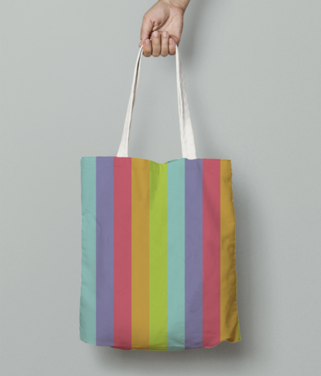Loveislove tote bag front