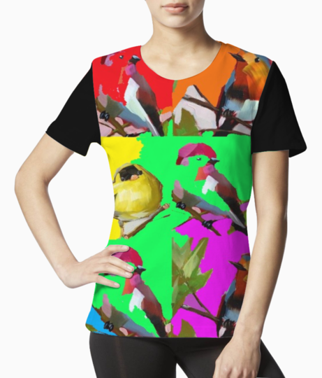 Untitled tee front