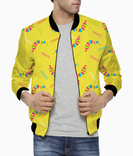 Spiceitup bomber front