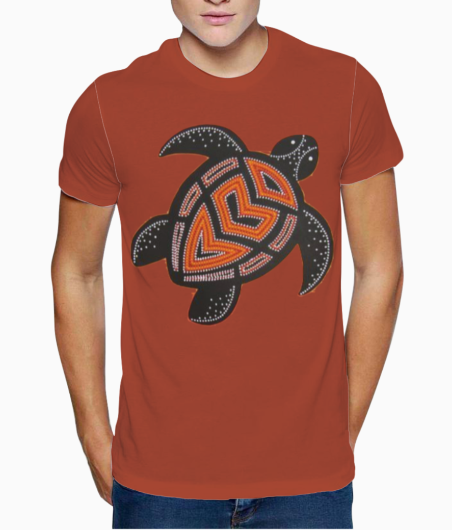 Turtle tickle t shirt front