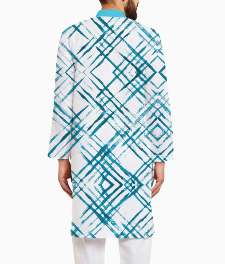 Radicatextiles crosshatchblue 720 735 kurta back