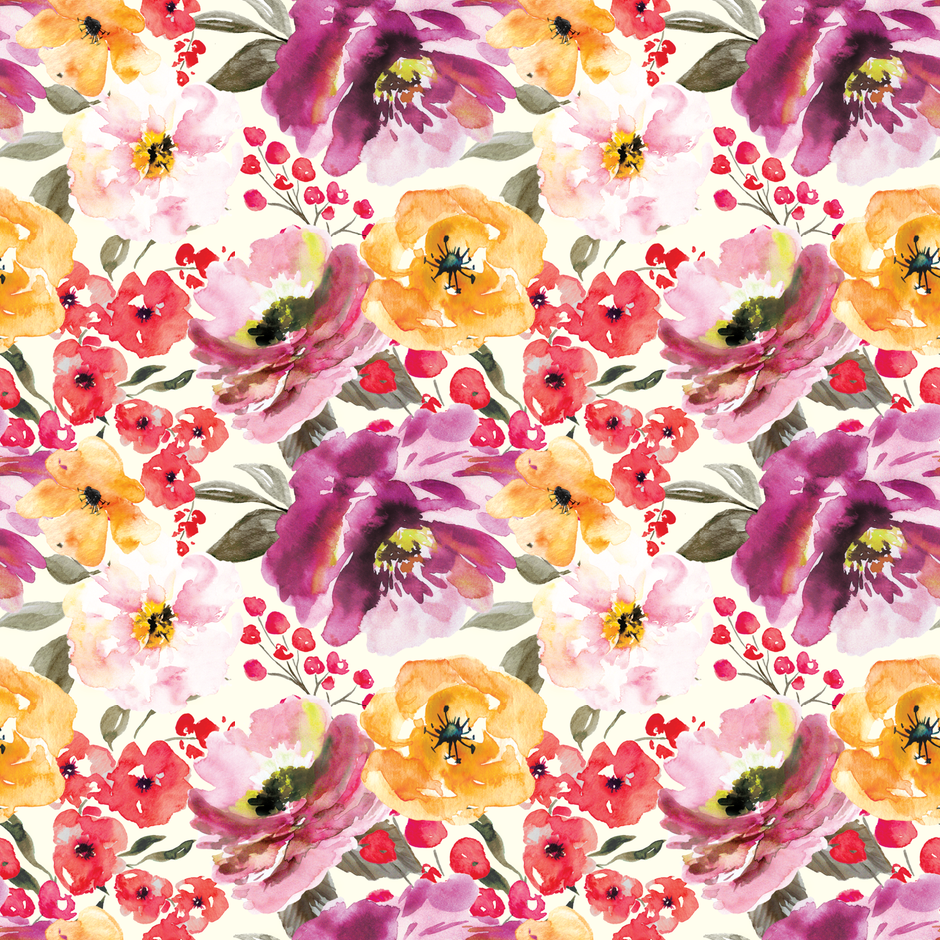 Rrrrrrfall floral pattern saturated shop preview
