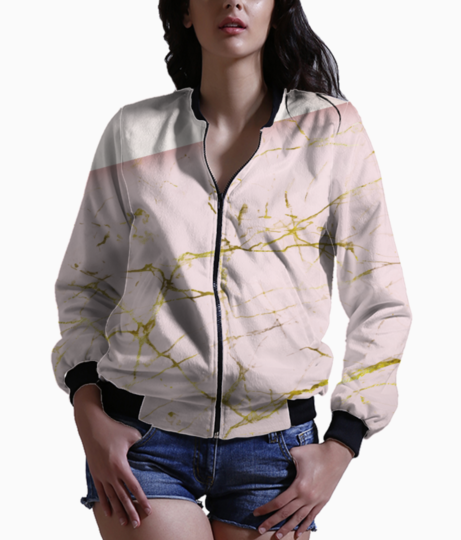 Marble 1 bomber front