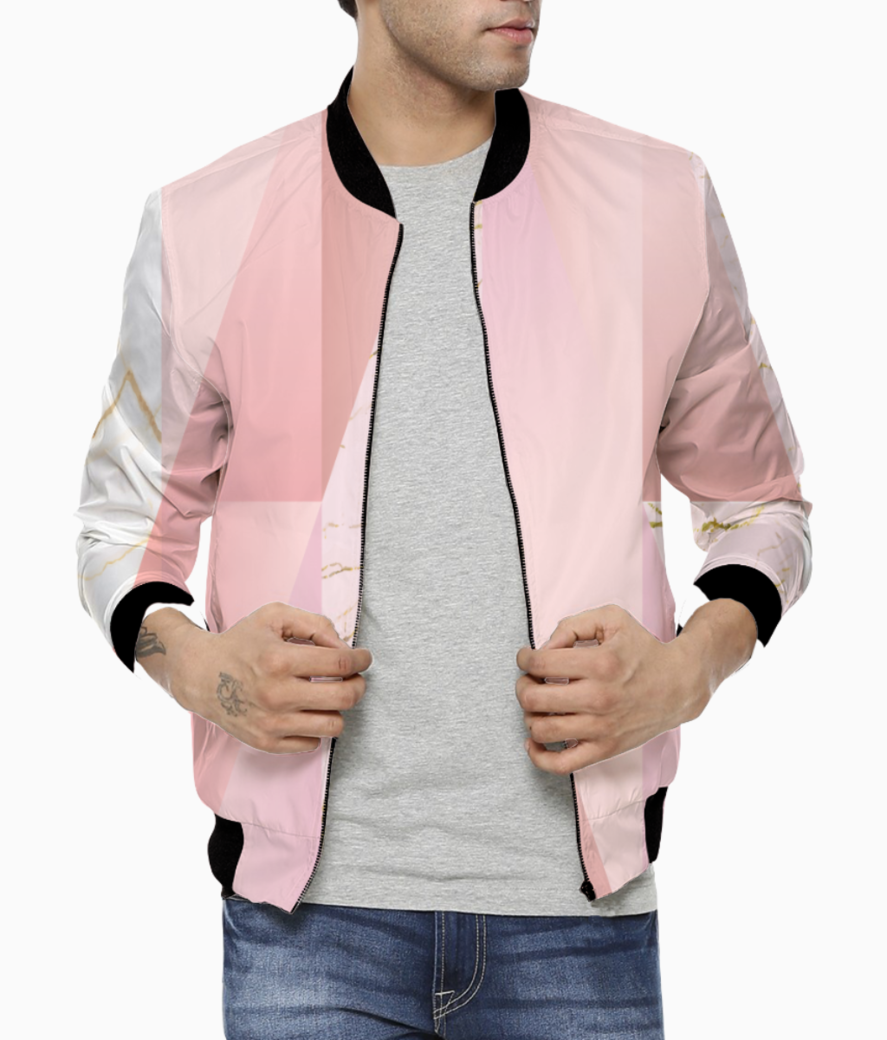 Marble 3 bomber front