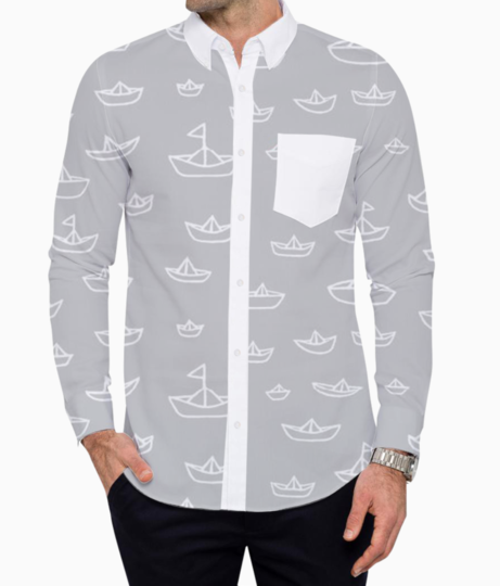 Ship basic shirt front