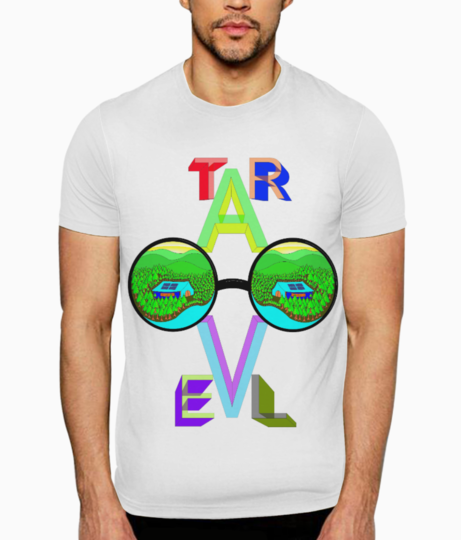Travel therapy t shirt front