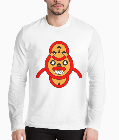 Songye tribe henley front