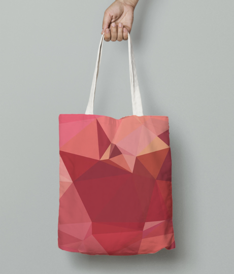 Papers tote bag front