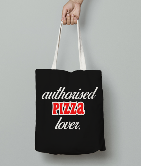 Pizza lover 2 tote bag front