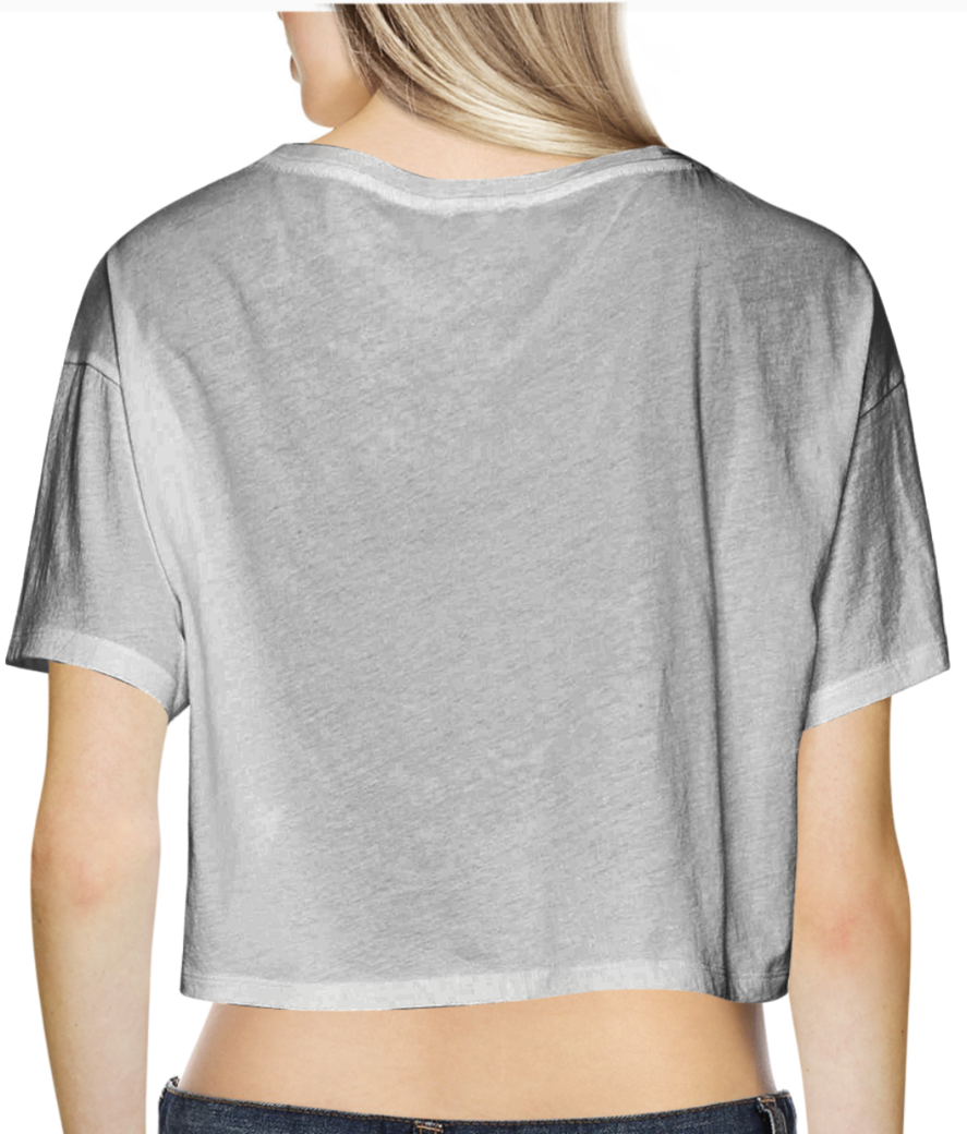 41 crop top back