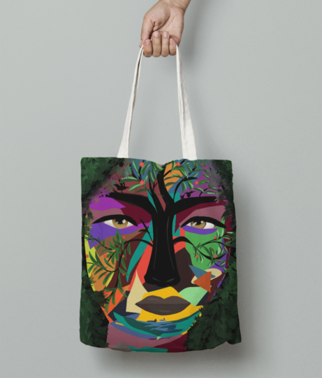 Project 1 13 tote bag front