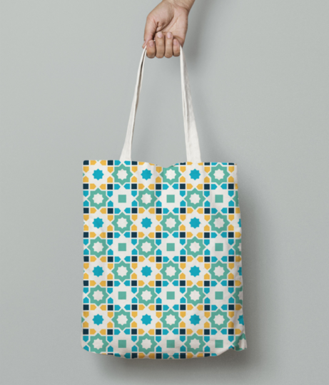23447357 tote bag front