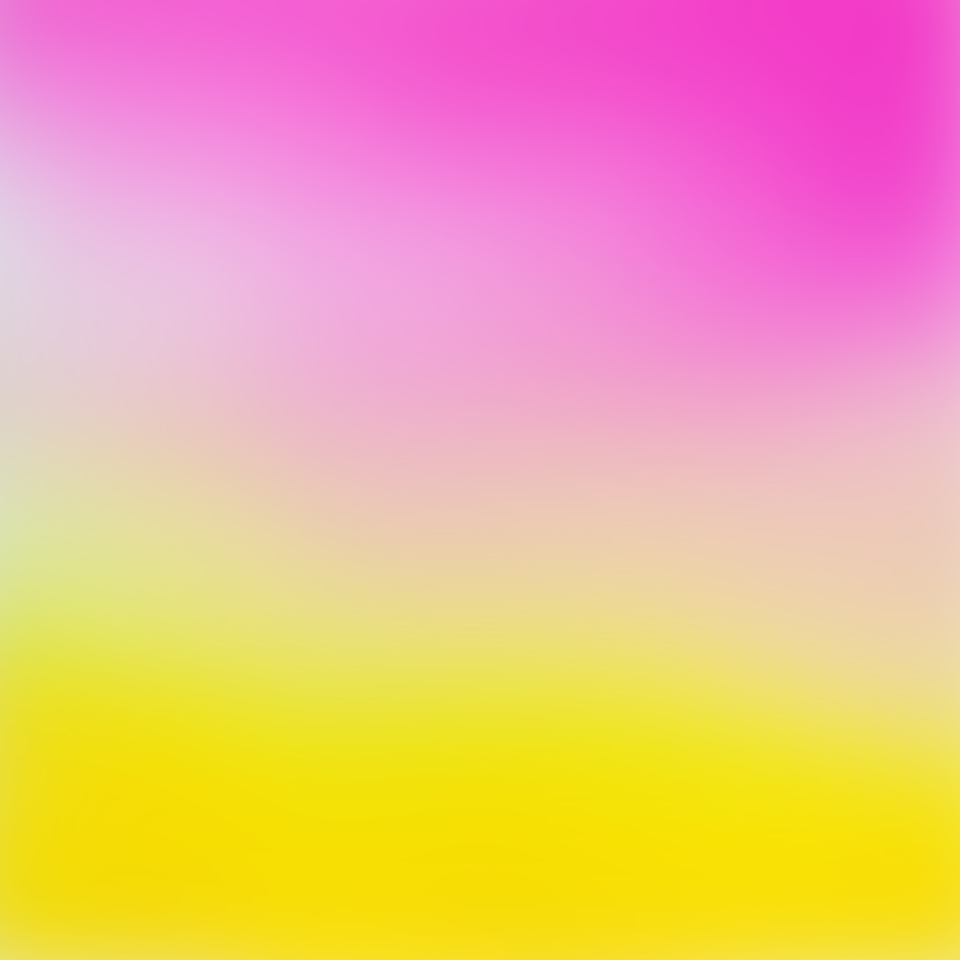 Pink to yellow gradient background
