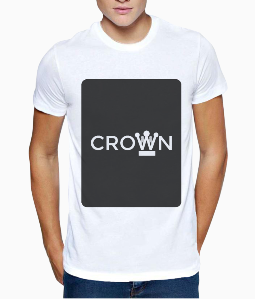 Crown2 t shirt front