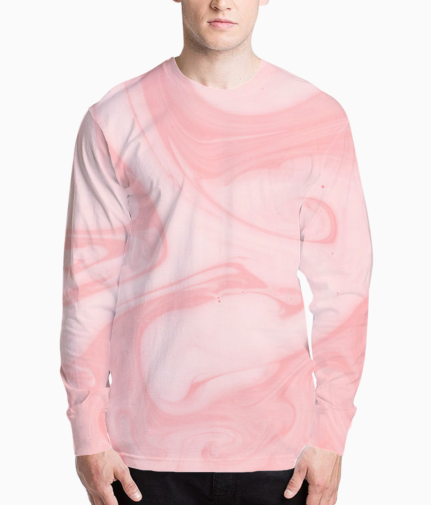 Abstract wavy swirling pink marble background 23 2148097804 henley front