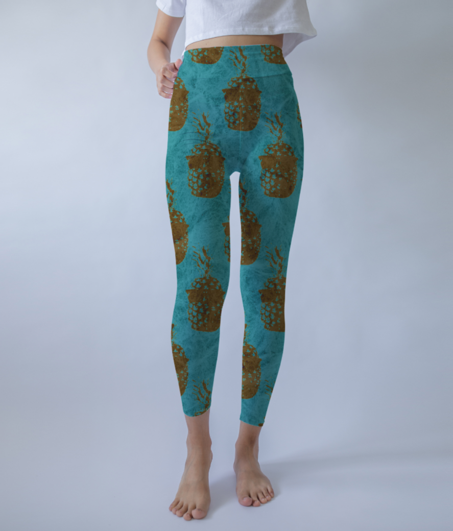 Fineapple leggings front