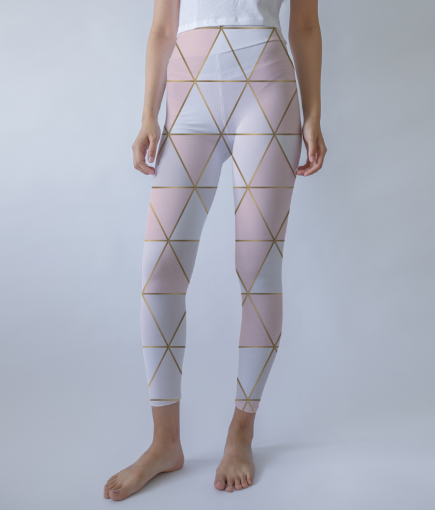 Design 2 leggings front
