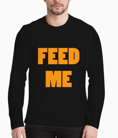 Feed me 2 henley front