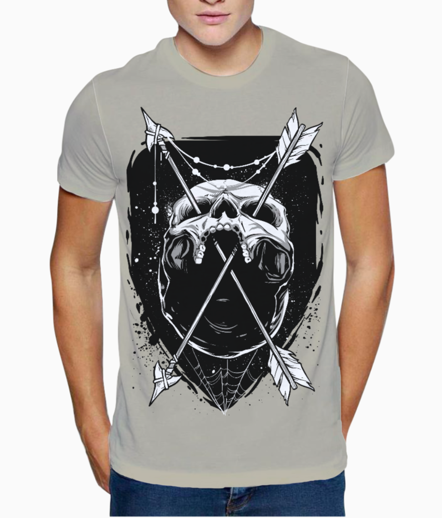 Arrows t shirt front
