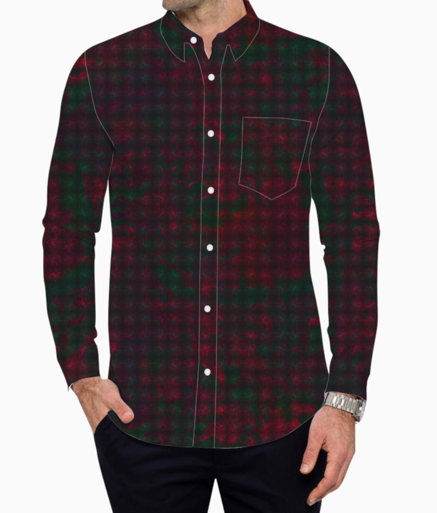 Checkers basic shirt front